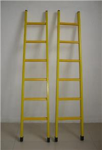 生产玻璃钢全绝缘电工爬梯,6米绝缘伸缩梯厂家