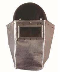 耐高温面罩 防钢花面罩 耐高温隔热面罩 LWS-016