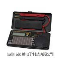 [PS8a便携式太阳能充电万用表|日本三和SANWA太阳能万用表PS-8a] PS8a