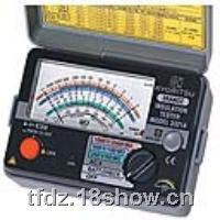 绝缘电阻测试仪3321A|共立KYORITSU3321A] 3321A/3322A/3323A
