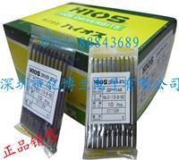 BP-H4圆杆4mm十字0号2.0杆径HIOS螺丝刀头 BP-H4 0-2.0-B-60