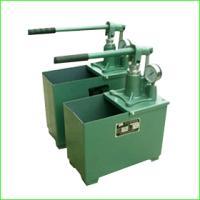 高壓試壓泵