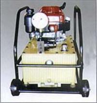 超高壓雙項電動油泵