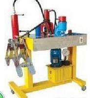 母線加工機,電動沖孔、切排、彎排一體機