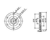 SRY2-3(HRY14)型浸入式电加热器 SRY2-3(HRY14)型