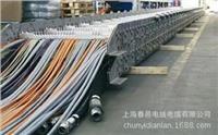 拖鏈電纜批發 PVC材質拖鏈電纜 PUR材質拖鏈電纜