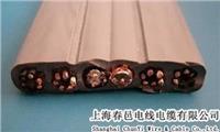 上海起重机行车电缆线,吊车天车扁电缆报价 扁电缆价格