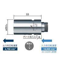 进口NSK中西ARG-021E马达减速器直径30减速1/16精加工增大扭矩 ARG-021E