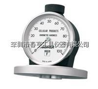 进口奥斯卡ASKER高分子橡胶邵氏硬度计F型测量聚氨酯泡沫海绵 F
