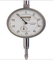 进口日本PEACOCK孔雀指针机械式百分表107-HG分度值0.01范围10mm山东特价 107-HG