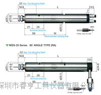 中西NSK进口高速气动主轴马达MSS-2506R直径25转速6000转 MSS-2506R