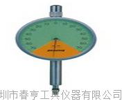 进口孔雀PEACOCK机械指针比测型千分表5Z分度值0.001范围0.14mm 5Z