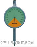 进口孔雀PEACOCK指针式比测型千分表5Z-XB分度值0.001范围0.14mm 5Z-XB