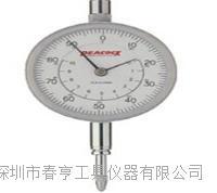 批发特价进口日本PEACOCK孔雀指针机械百分表107W分度值0.01范围10mm 107W