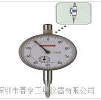 批发特价日本PEACOCK孔雀指针机械百分表107F-T分度值0.01范围10mm 107F-T