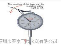 特价供应进口日本孔雀PEACOCK机械指针式百分表207F-PL范围20mm 207F-PL