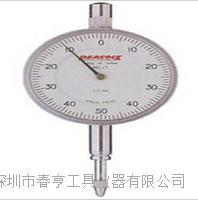特价供应进口日本PEACOCK孔雀指针机械式百分表17分度值0.01范围1mm 17