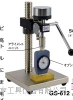 特价供应日本得乐TECLOCK橡胶硬度计测试台GS-612邵氏硬度计 GS-612