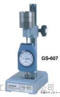 特价供应日本得乐TECLOCK橡胶硬度计测试台GS-607邵氏橡胶硬度计 GS-607
