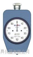 优势供应日本得乐TECLOCK硬度计GS-701N邵氏橡胶硬度计 GS-701N