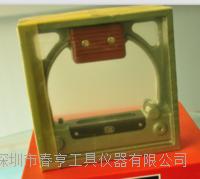 进口框式水平仪规格250mm感度0.05mm/m 541-2505