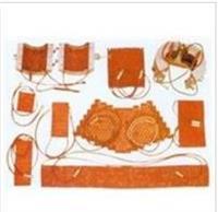 st5118远红外陶瓷电加热器/陶瓷加热片  st5118