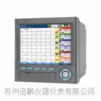 (苏州迅鹏)WPR90蓝屏无纸记录仪 WPR90