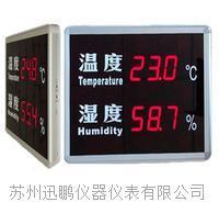 大屏流量显示器/温湿度显示屏(迅鹏)WP-LD-TH WP-LD-TH