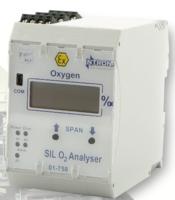 恩特龍氧氣分析儀 SiLO2-LT