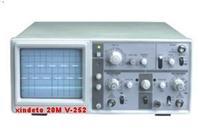 示波器,模拟示波器,台式示波器 V-252