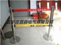 304白钢伸缩围栏带/白钢伸缩护栏5米 WL-SBX-S5
