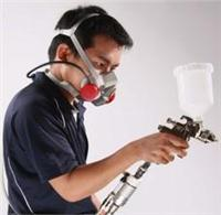 长管呼吸器面罩供气式防毒口罩