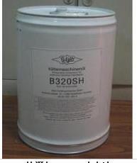 比泽尔B320SH冷冻油