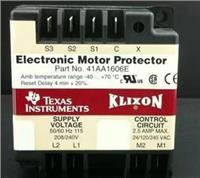 德州仪器KLIXON 电机保护模块41AA1600E/41AA1606E