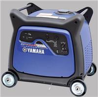 雅马哈EF6300iSE汽油变频发电机单相4冲程 电起动 额定输出5.5KW EF6300iSE