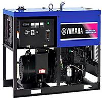雅马哈柴油发电机组EDL21000E【单相额定16kw大17.6KVA】 EDL21000E