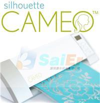 silhouette CAMEO红外定位刻字机 割字机 小型定位刻字机