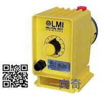 LMI ROYTRONIC P+系列电磁驱动隔膜计量泵 LMI ROYTRONIC P+系列