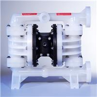"""1""""塑料氣動隔膜泵 P100"""