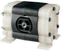 1/4寸塑料氣動隔膜泵 P025