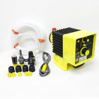 米頓羅加藥泵LMI計量泵電磁隔膜泵C736-318TI流量30.3LPH壓力4.1Bar