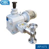 意大利OBL泵L型柱塞計量泵