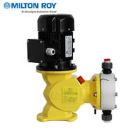 GM0090-GM0500TP型機械隔膜加藥泵PVDF材質米頓羅