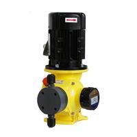 GM0002~GM0050系列機械隔膜計量泵PVC材質米頓羅泵 GM0050PL1MNN
