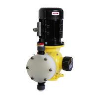 GM0090-GM0500TP型機械隔膜加藥泵PVDF材質米頓羅 GM0500TP1MNN