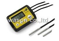 Three probe temperature data logger WS-T31PRO