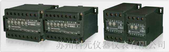 台湾台技S3-PD功率因数变送器