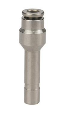Brass  Nickel Plated Push In Fittings