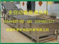 50米出口型全自动果蔬清洗流线报价15054837700