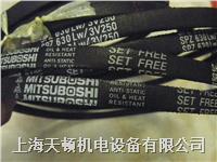 上海SPZ630LW/3V250進口三角帶 SPZ630LW/3V250